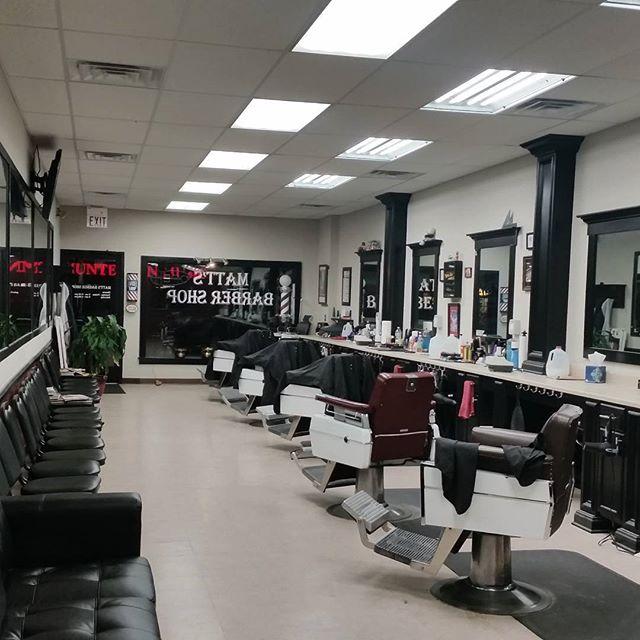 #theshop #barbershop #Flemington