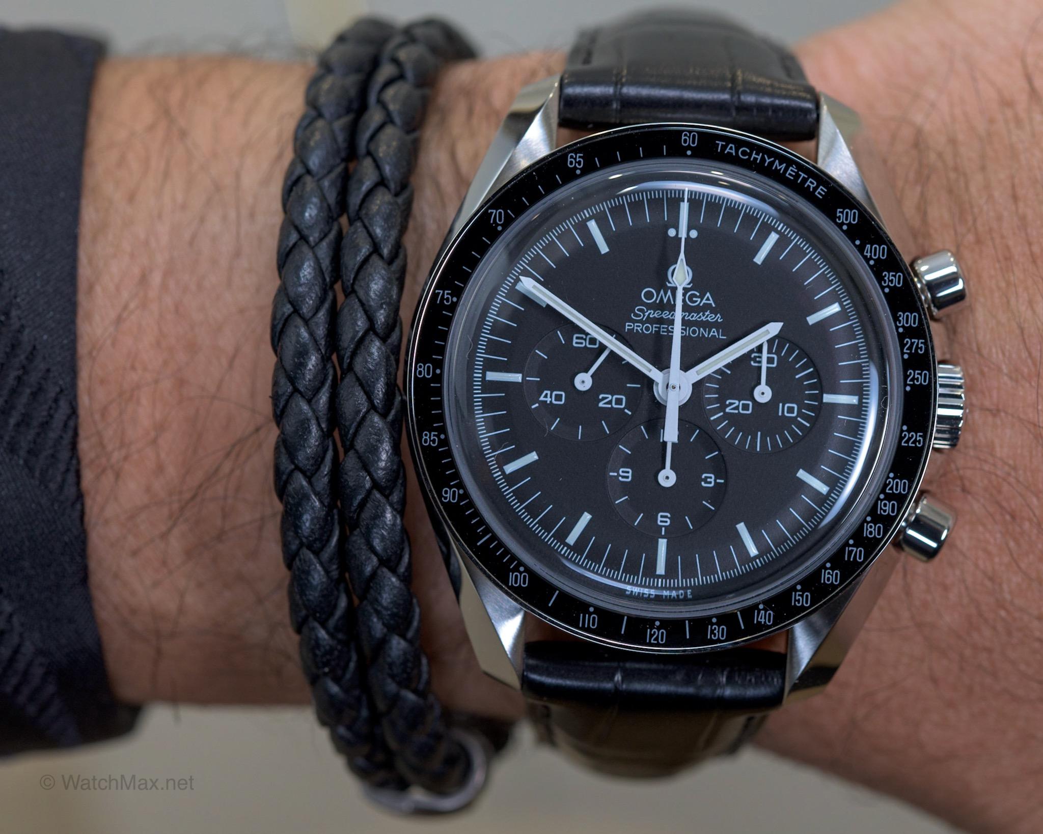 "Classic Omega Speedmaster Professional ""moon watch"""