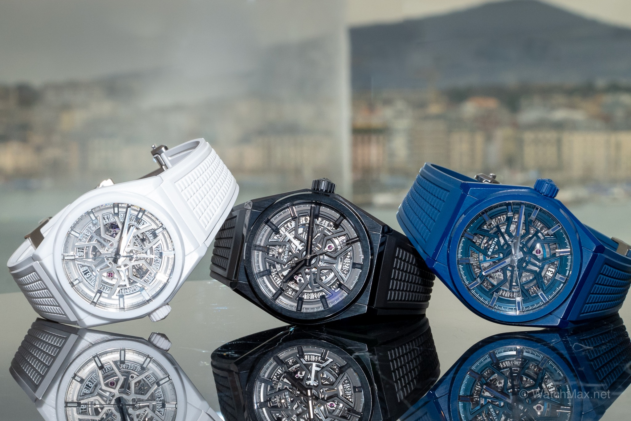 Zenith novelties first look @ Geneva Days 2019 - Zenith is celebrating the 50th anniversary of its famous El Primero movement. During Geneva Days the innovative brand gave a sneak peek at their novelties. Read more