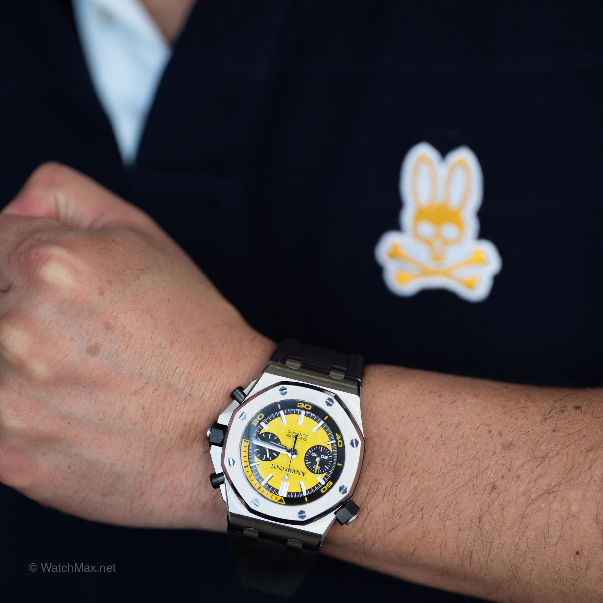 Royal Oak Diver Chronograph