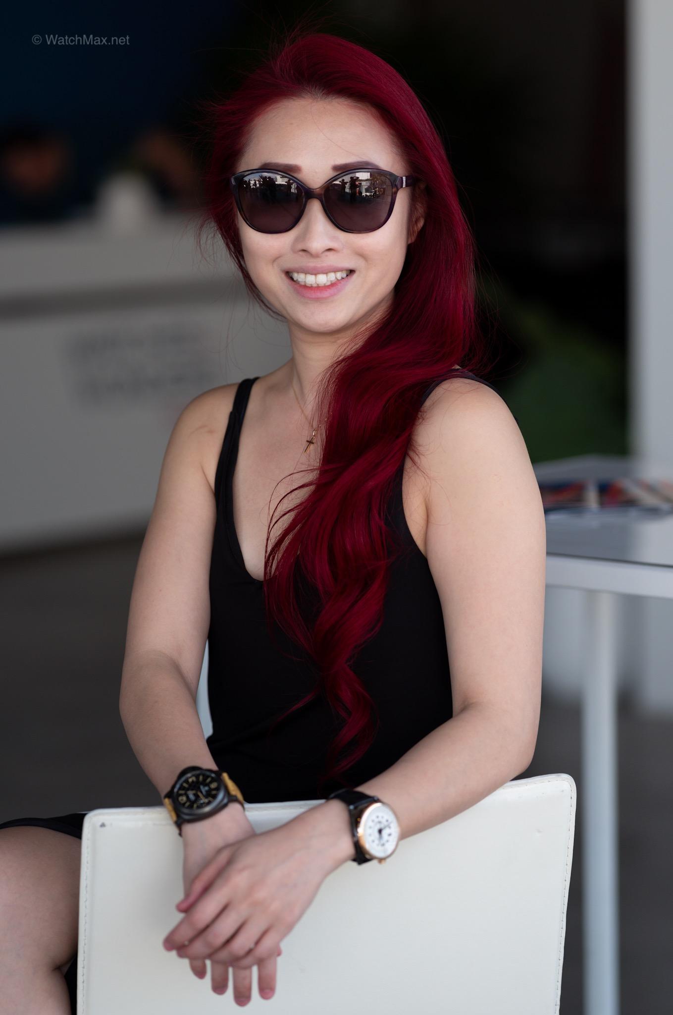 Suzanne Wong, Revolution Editor