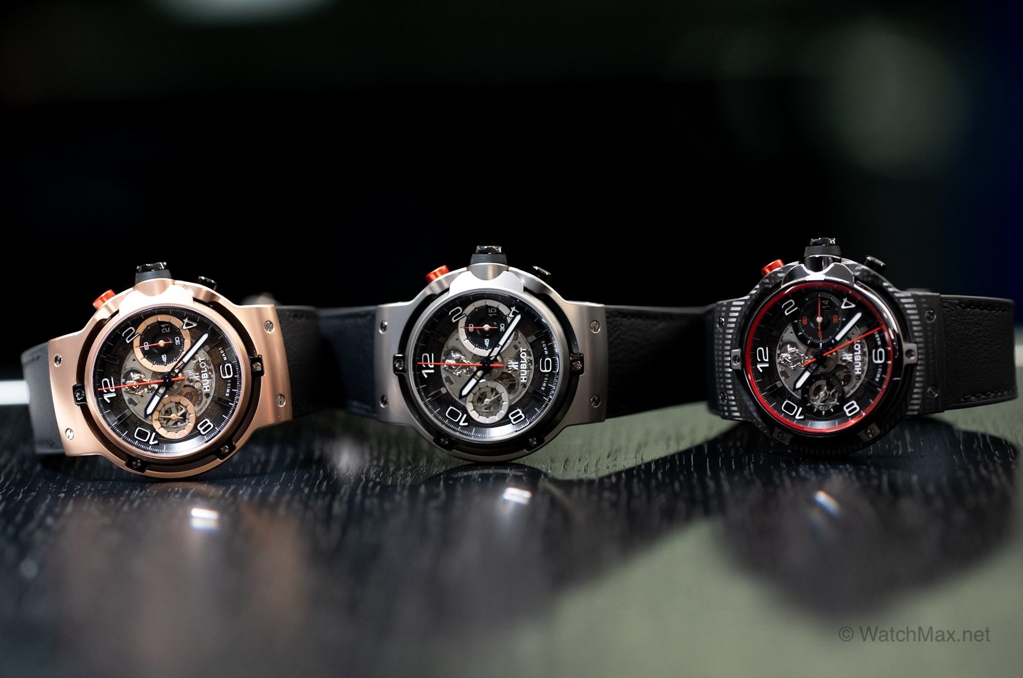 Hublot's Ferrari watches novelties first look @ Baselworld 2019 - Celebrating Scuderia Ferrari's 90th anniversary, Hublot releases two sets of watches. One of which is truly novel and could become a collectible item for fans of both brands. Read more…