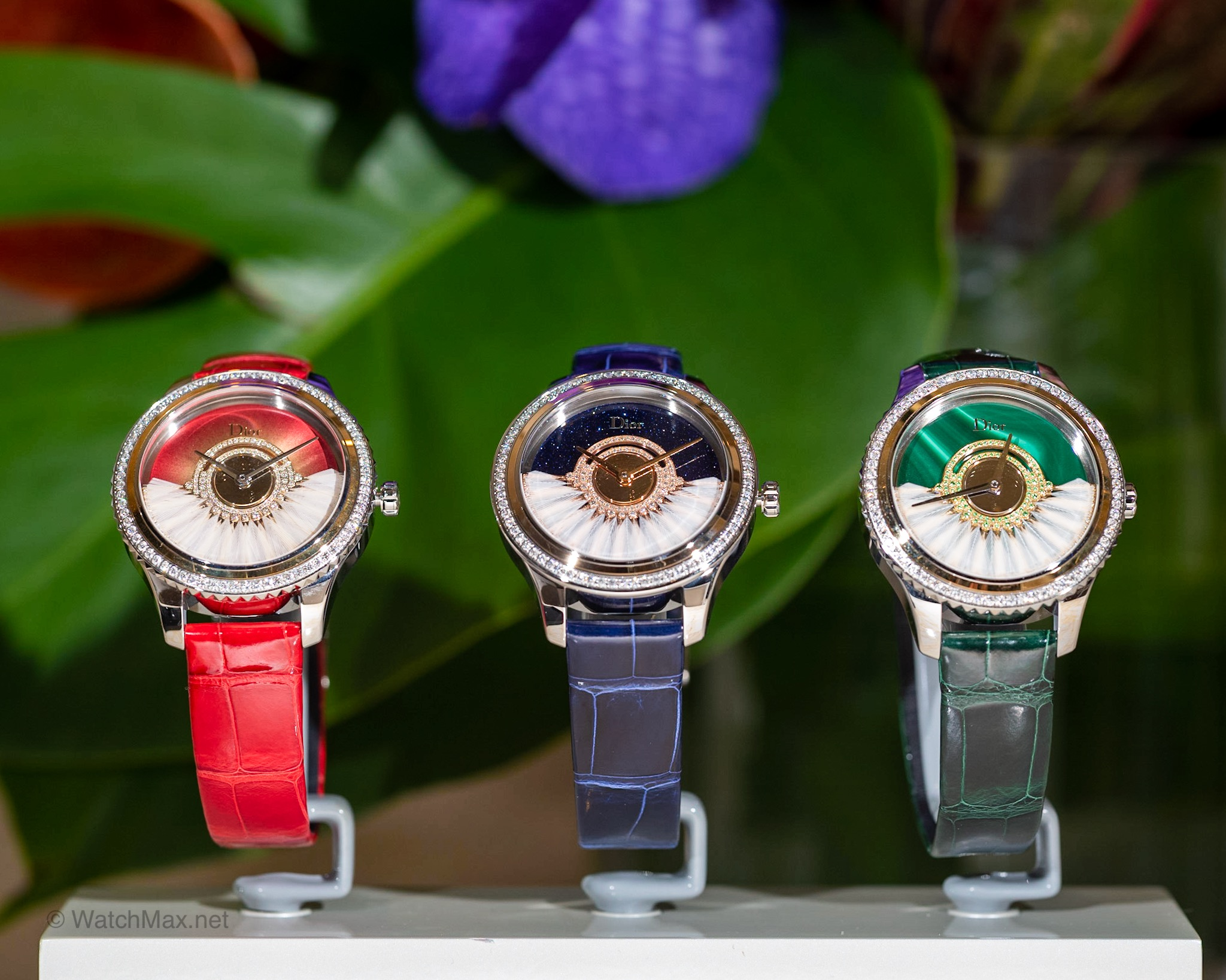Dior novelties first look - Brief look at the exceptional ladies timepieces from the Grande Maison of couture from COUTUREtime 2019 in Las Vegas, NV