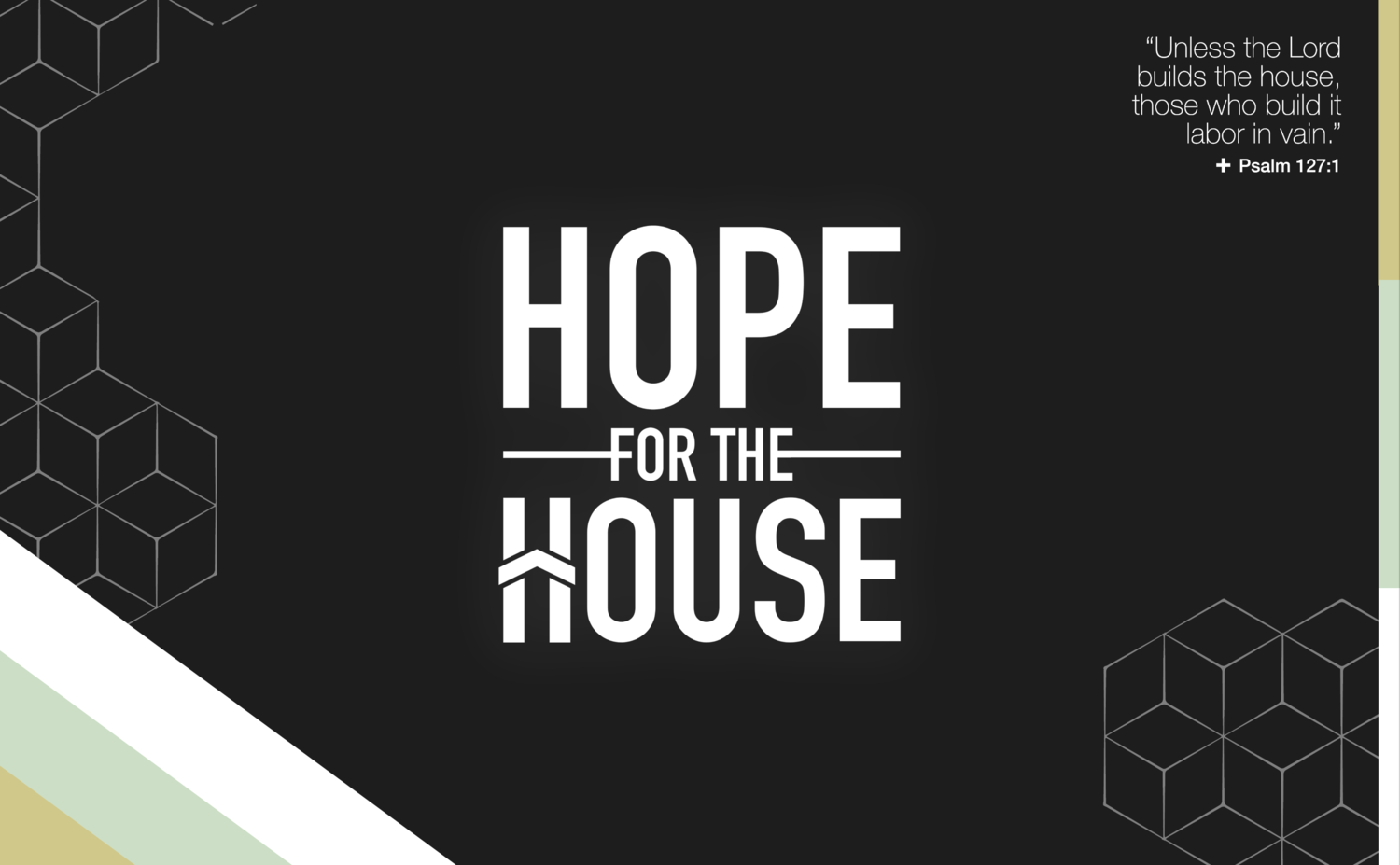 Hope for the House Gathering