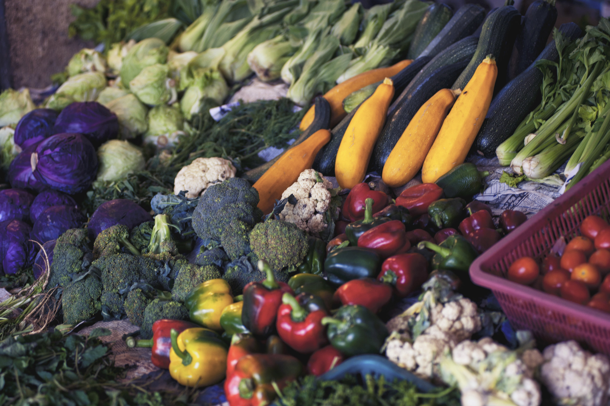 Is there a perfect MS diet? - Veggies are good!