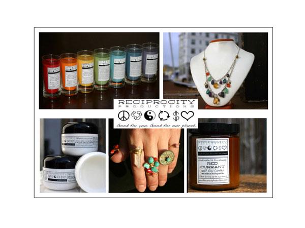 Reciprocity jewelry