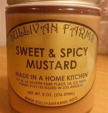 sullivan farms mustard