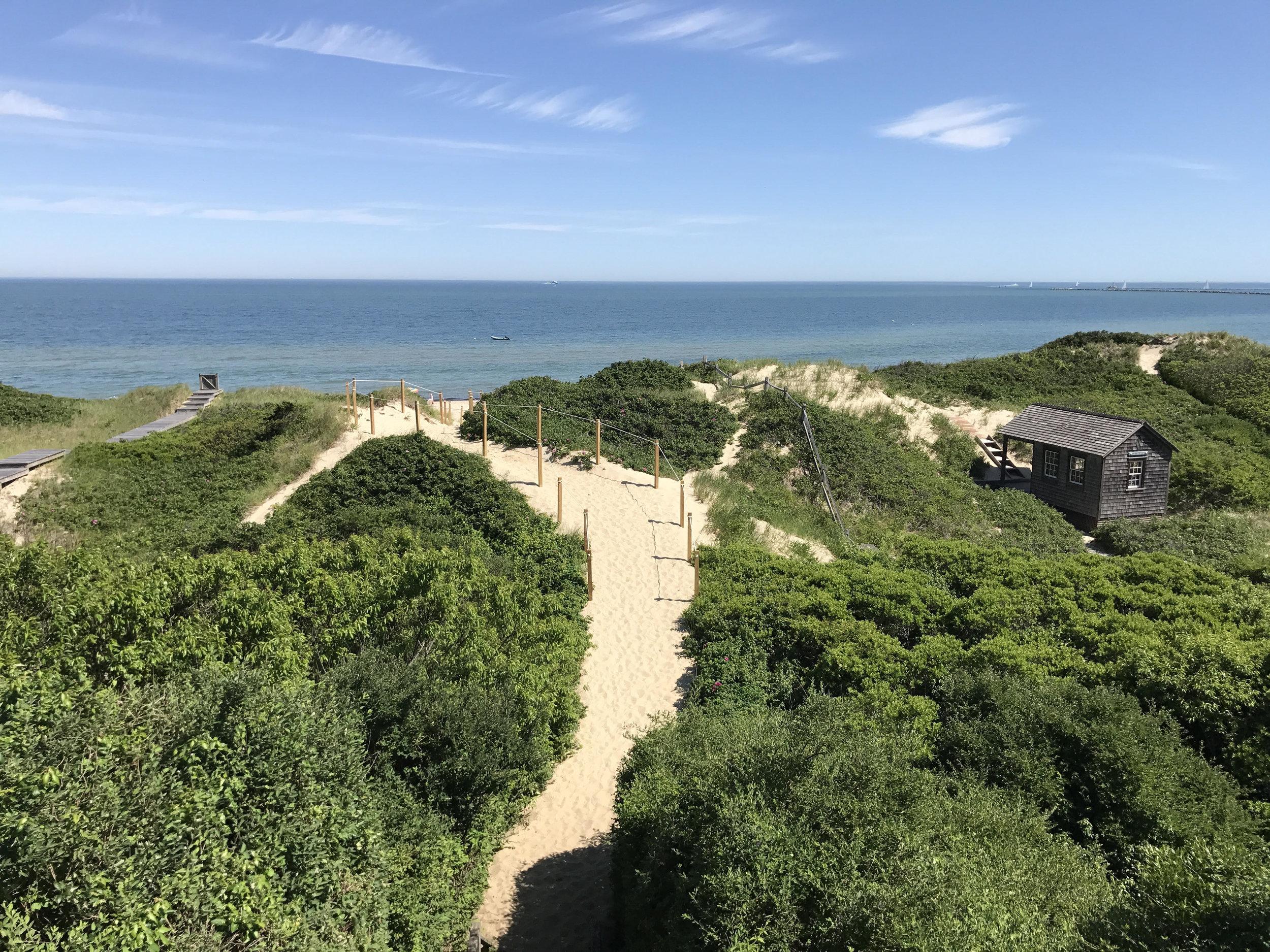 Step's Beach