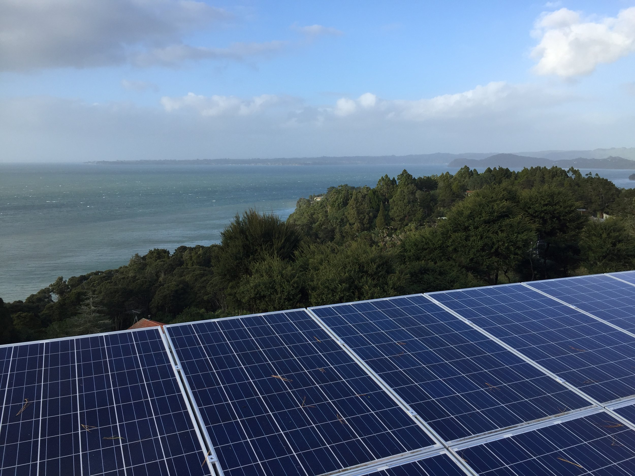 - Ensuring we have happy customers is part of what drives us - we promise to deliver an exceptional service to you and your home.The team at Renewable Installations have over 8 years of experience in the solar industry and specialise in installing systems of all sizes.