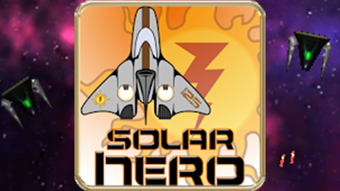 SOLAR HERO  2D Space Shooter (mobile)