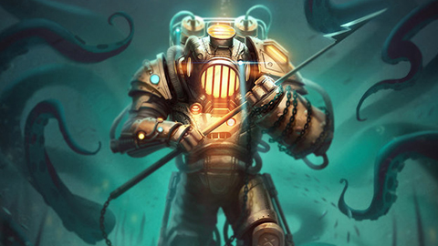 THE REFUGE: TERROR FROM THE DEEP  Race, Strategy