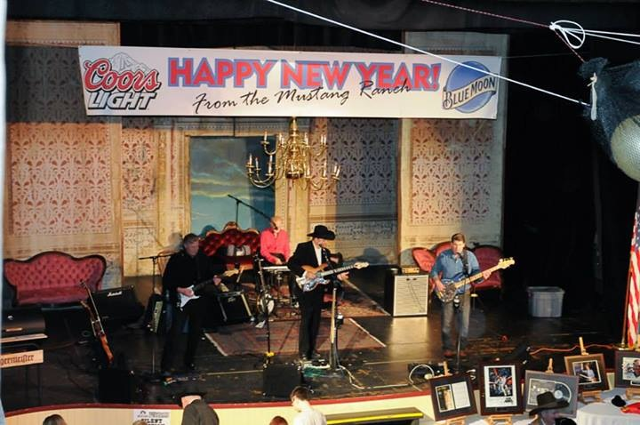 New years eve at Pipers Opera House.