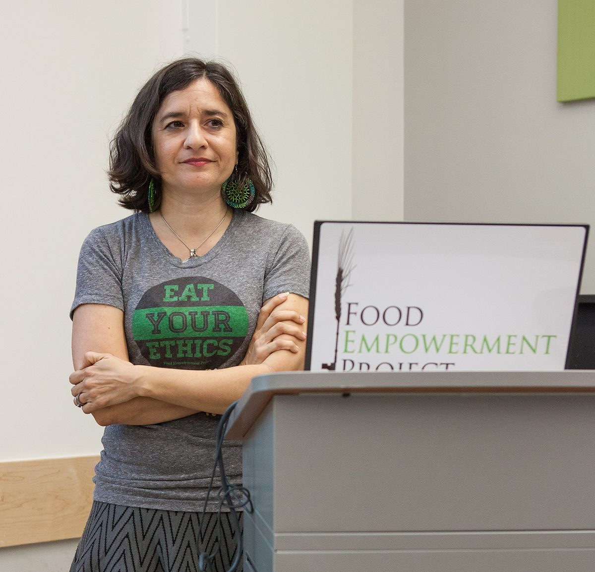 15: Social, animal, and environmental justice through food choices with lauren Ornelas of Food Empowerment Project.JPG