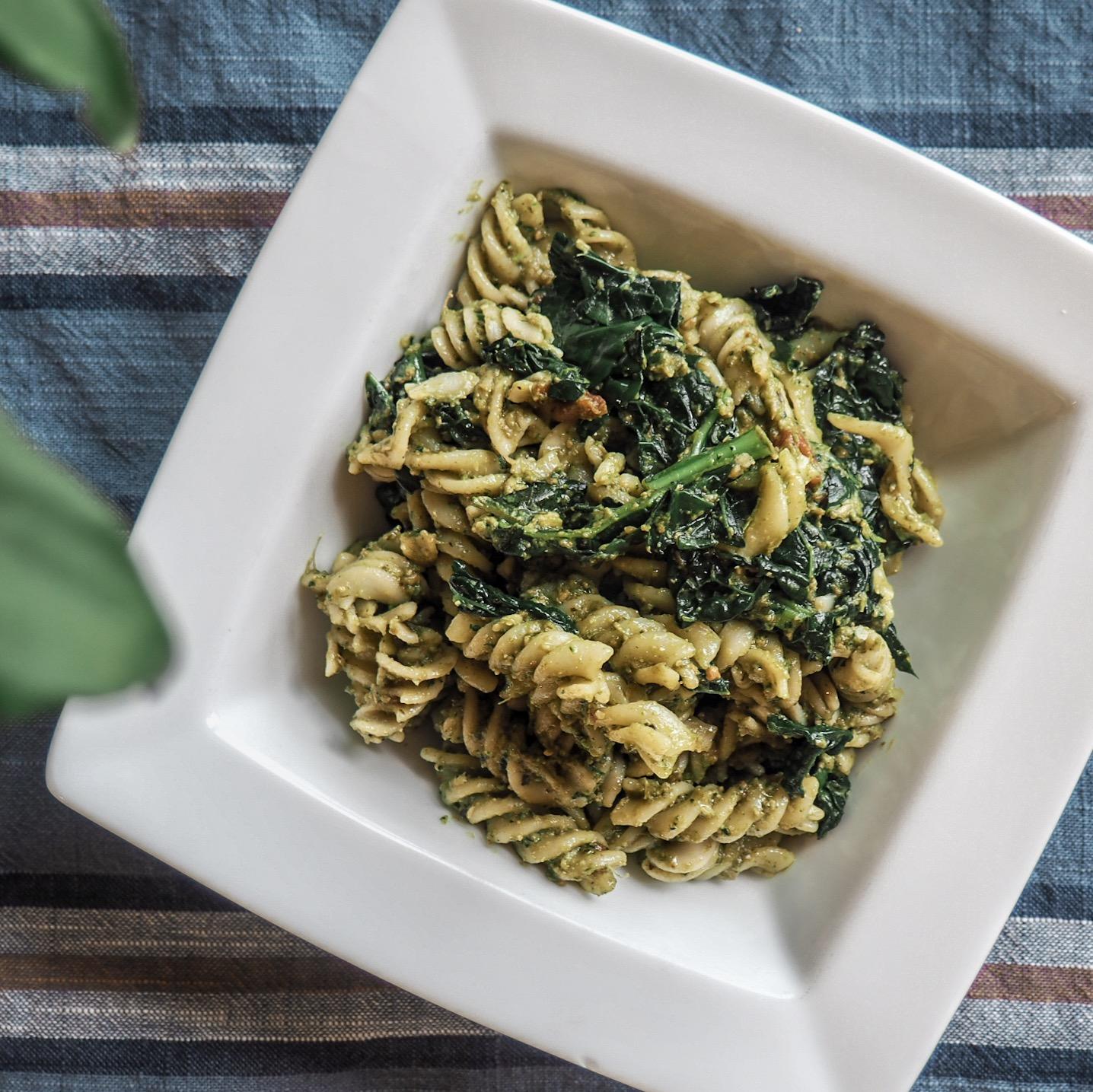 VeganAvocado Pesto