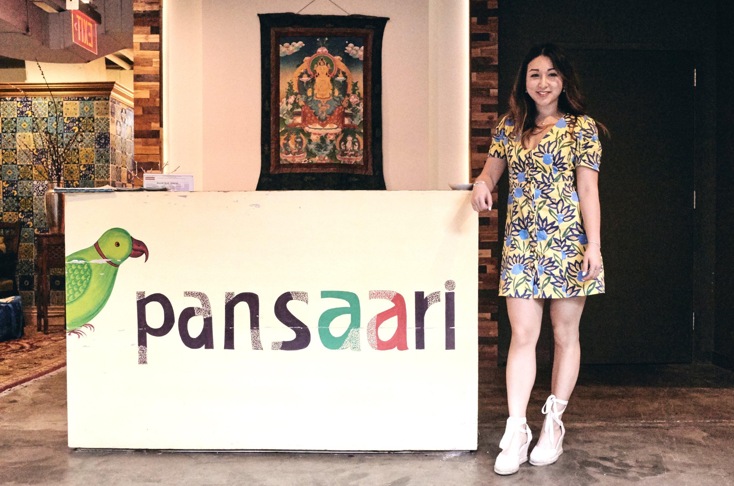Margaret Nam-DuPont Circle-Pansaari