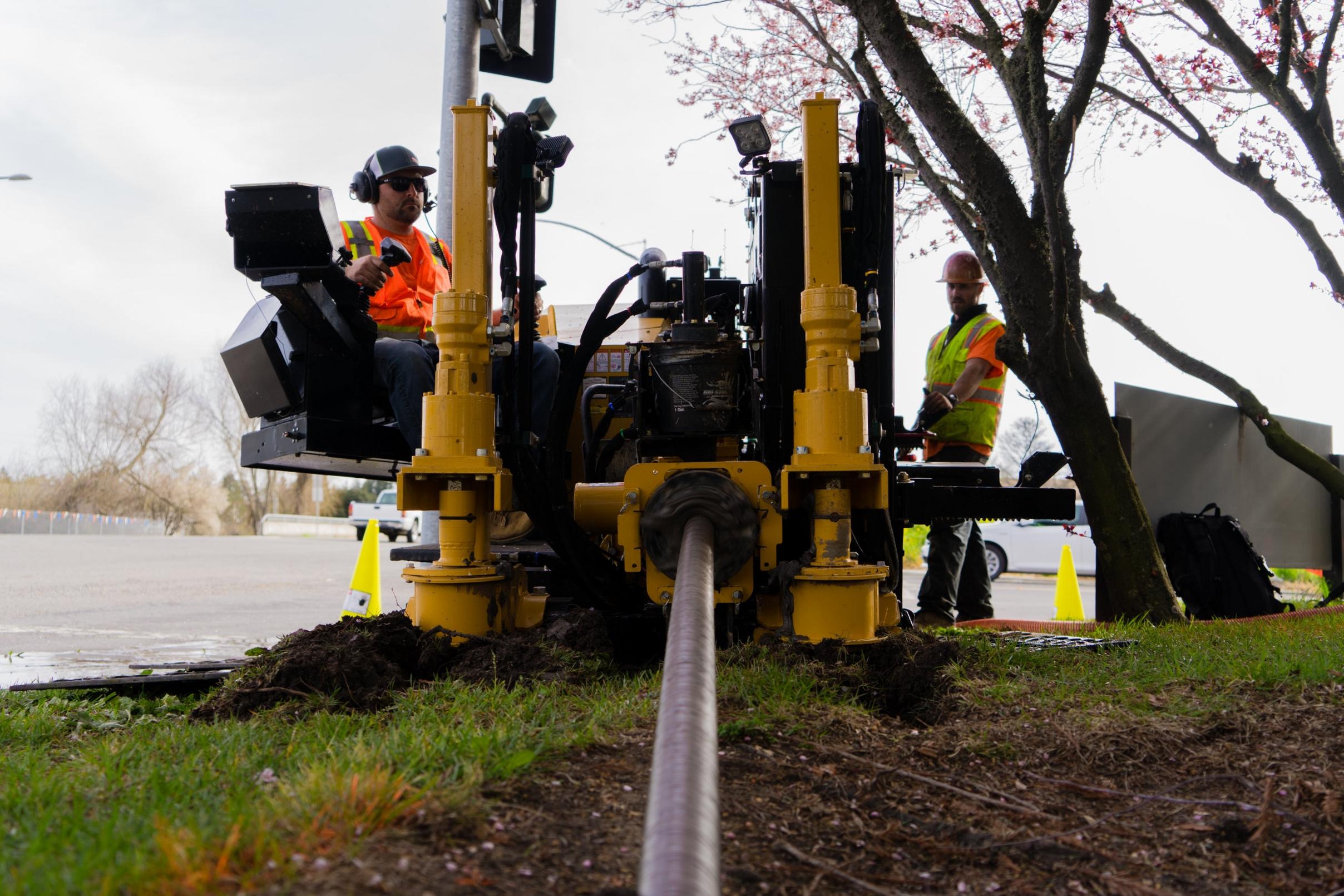 HDD | Horizontal Directional Drilling, Boring Services | Marin