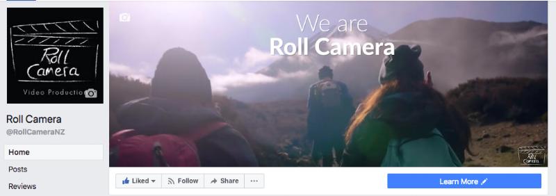 Roll Camera Facebook