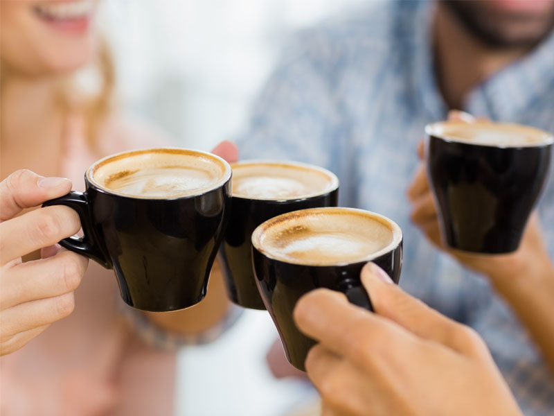 Meet with the team at Roll Camera for coffee to discuss your video production needs.
