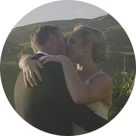 We filmed Shanna-Maree and David Morgan's wedding video at Castaways Resort in Waiuku - April 2018