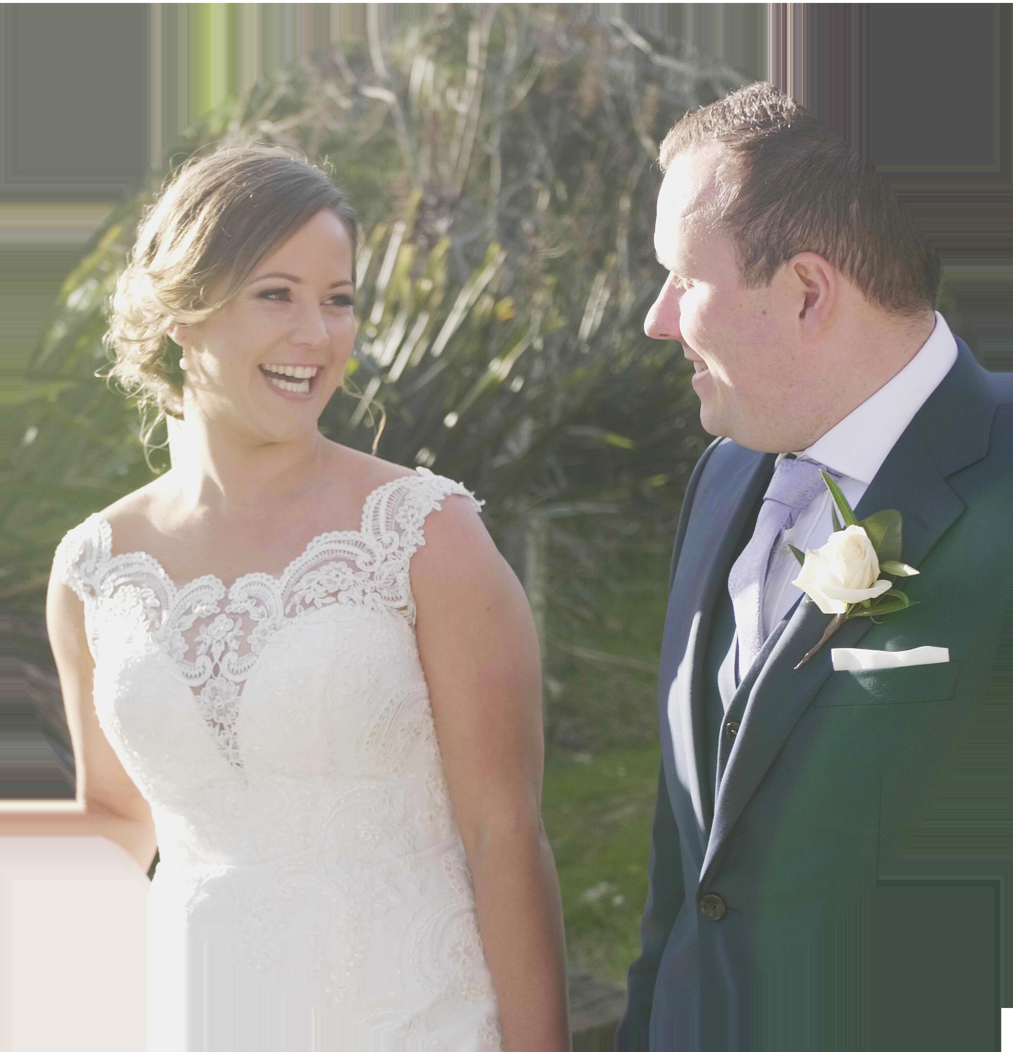 Megan and Geoff Luyk