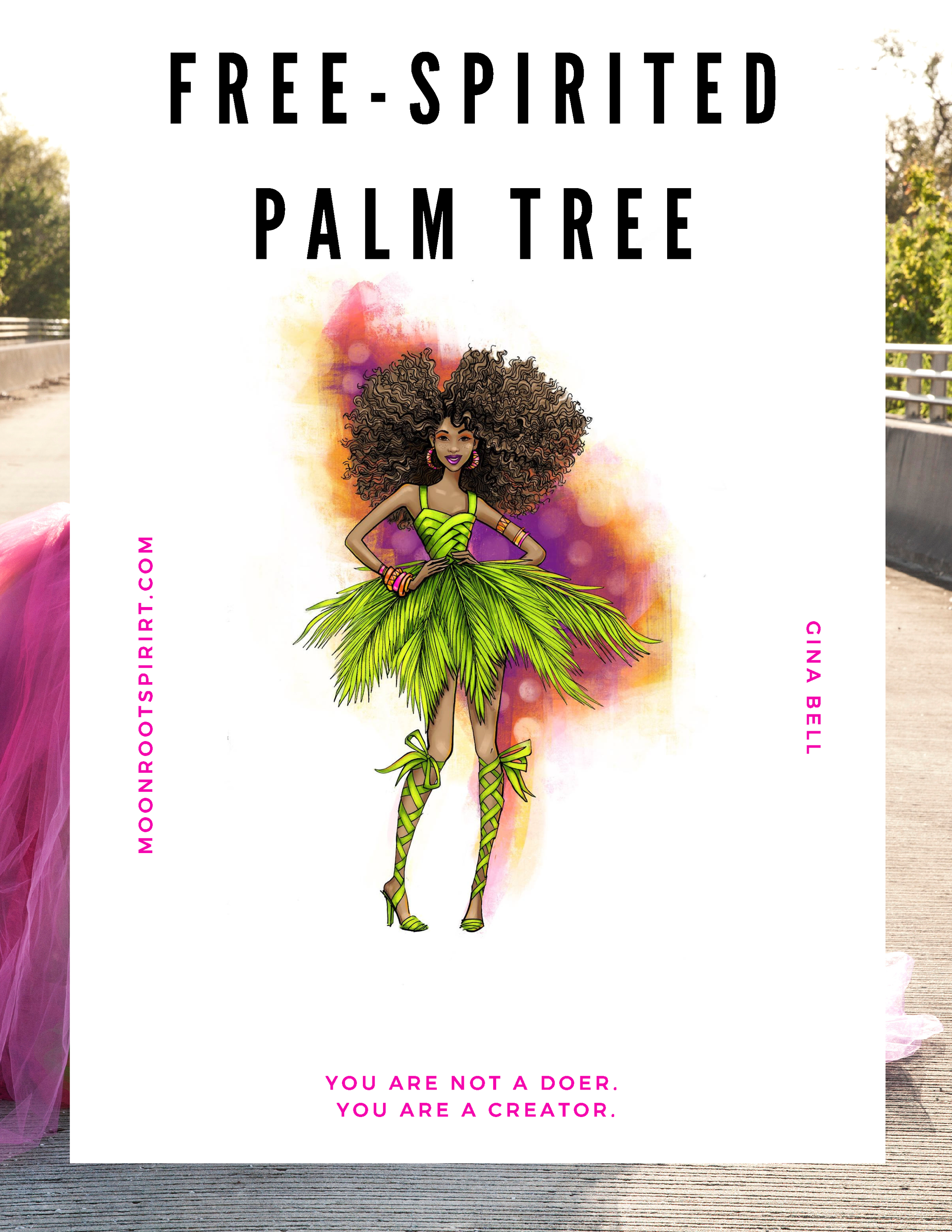 COVER PALM TREE