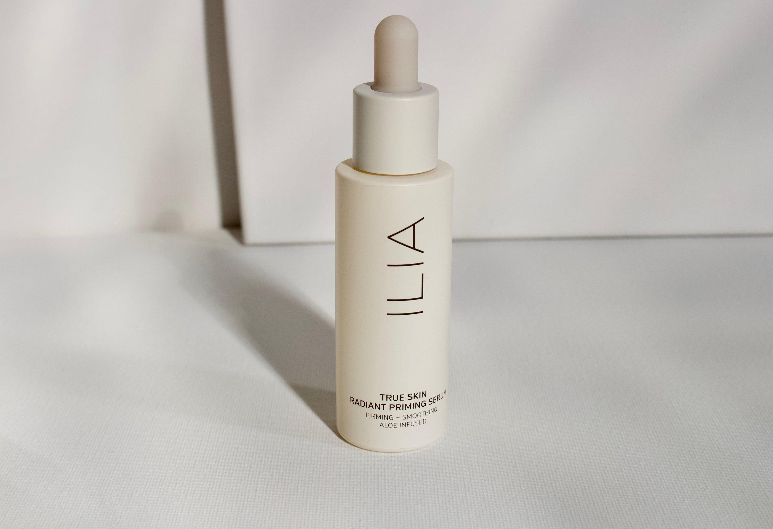 Ilia True Skin Radian Priming Serum: $52