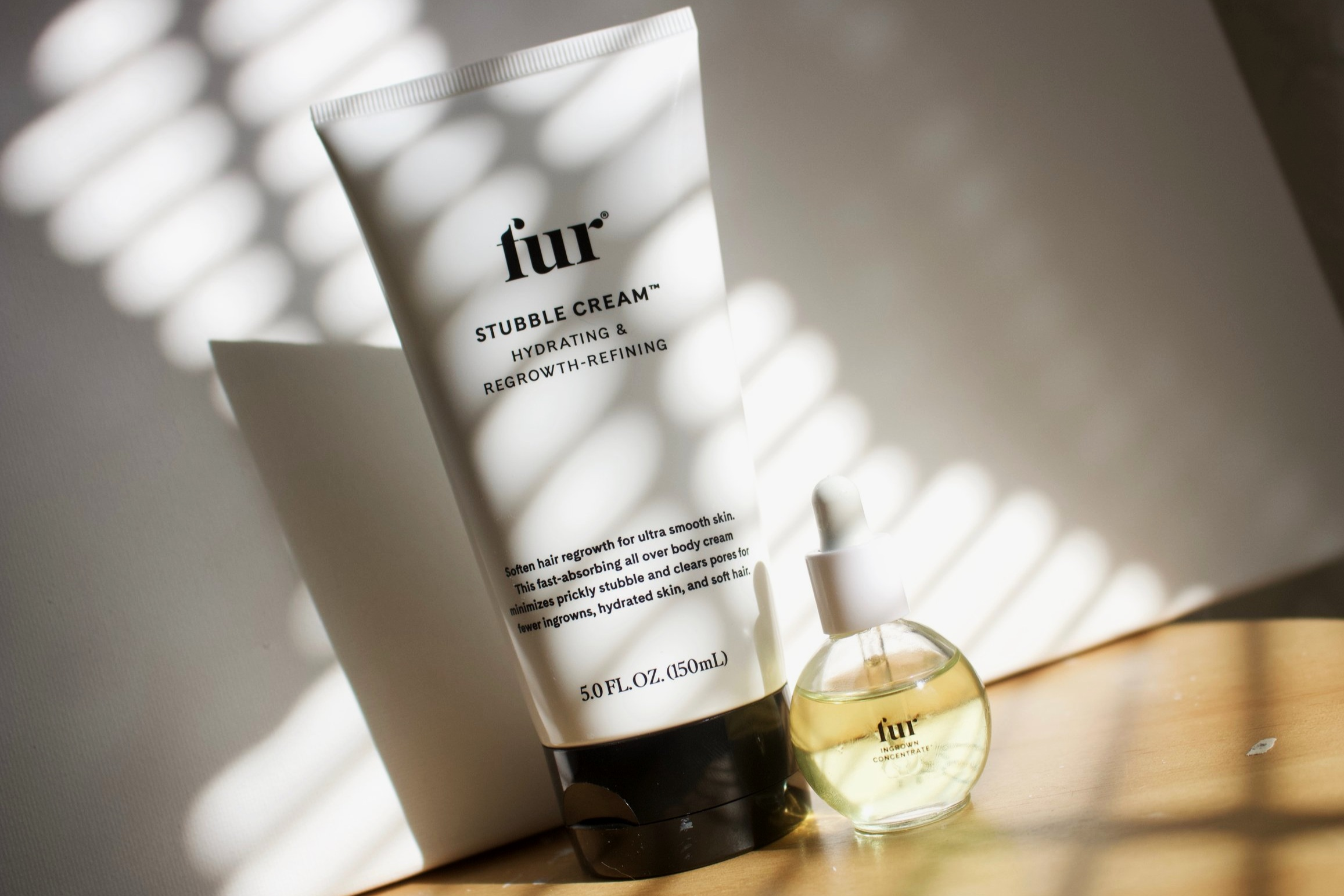 Fur Stubble Cream and Ingrown Concentrate Review