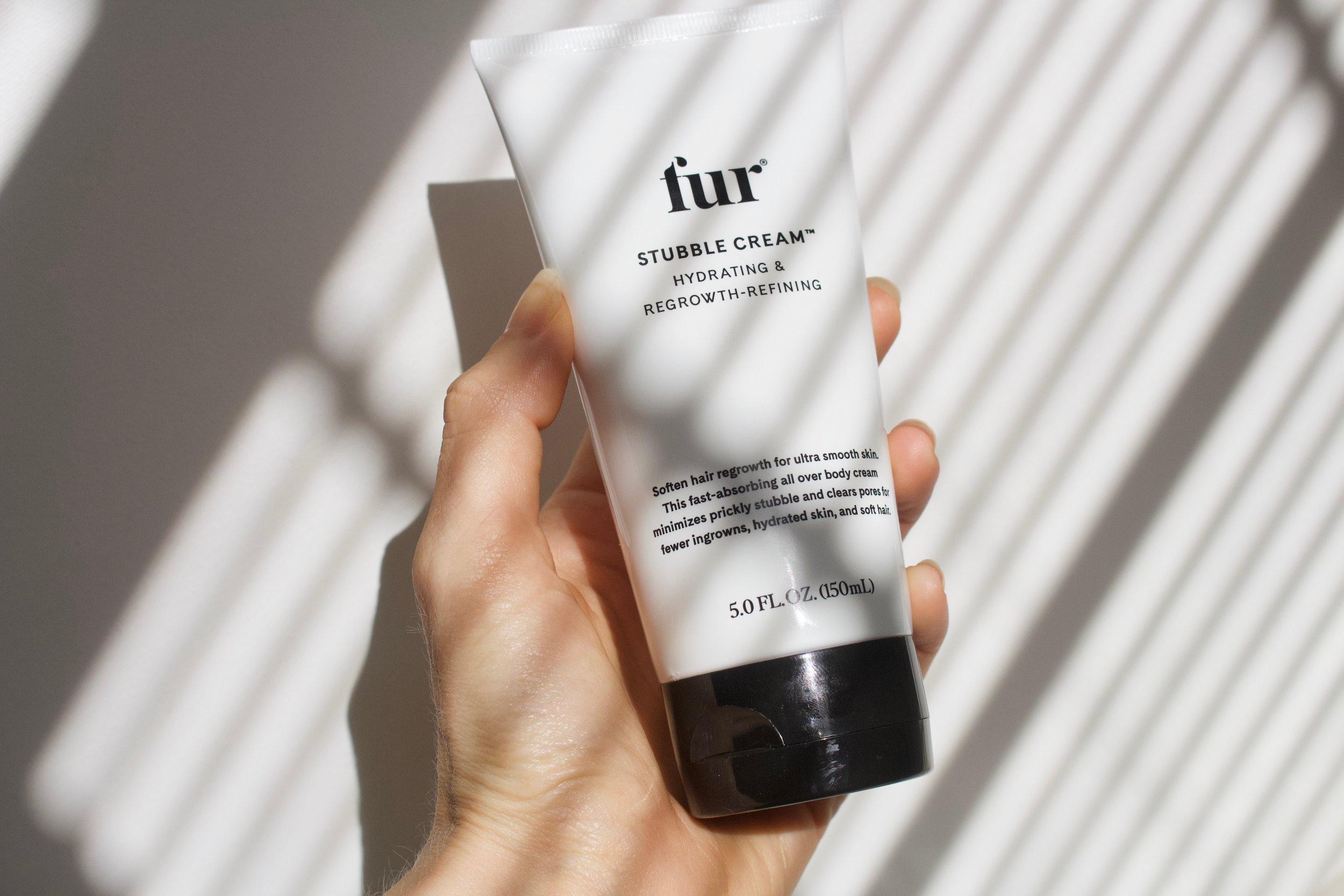 Fur Stubble Cream Review