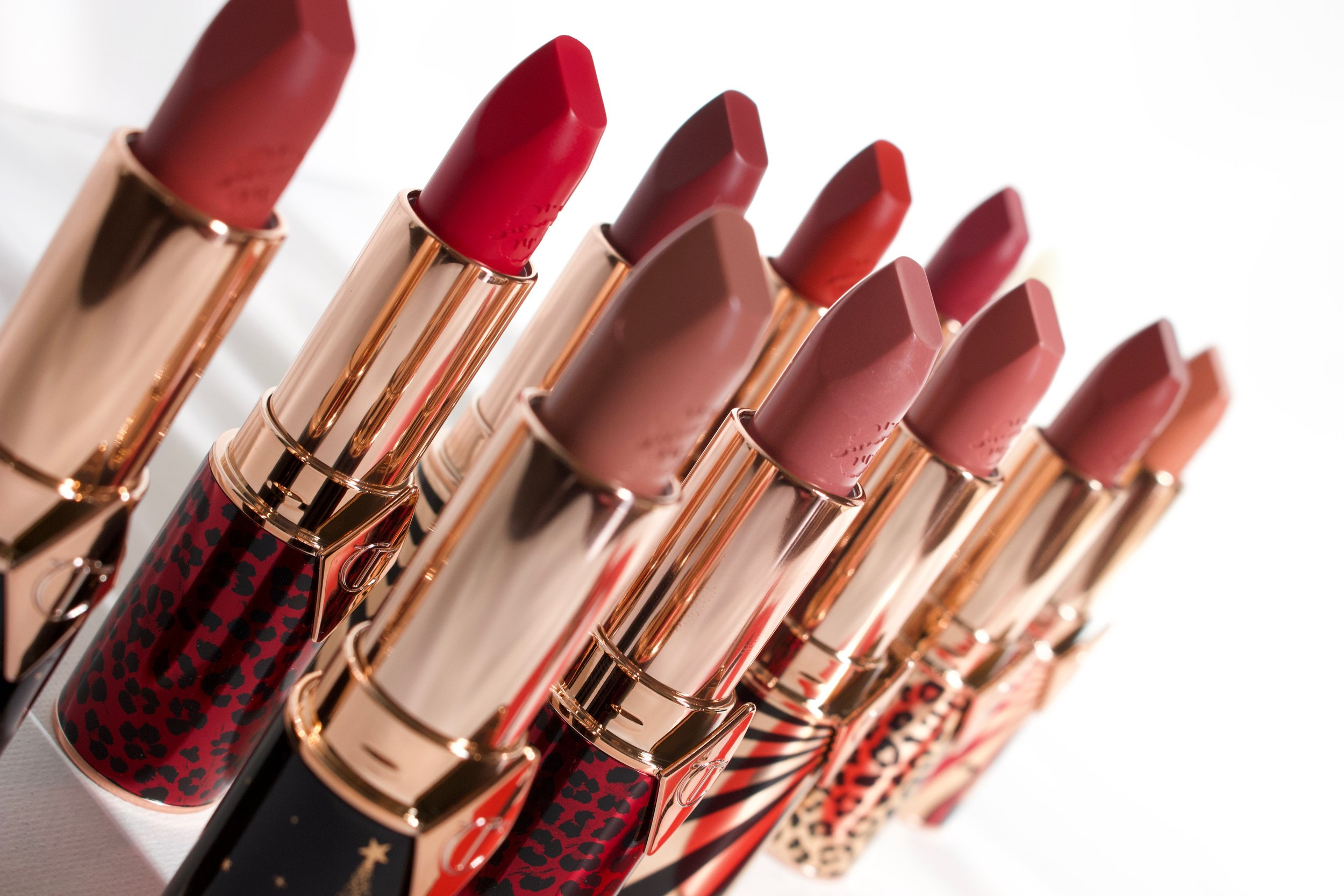Charlotte Tilbury Hot Lips 2.0 Lipsticks