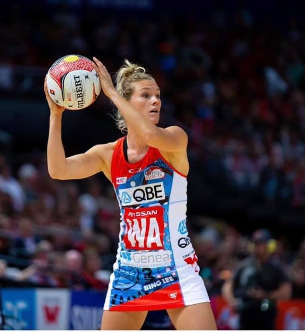 ELLE BENNETTS - NSW SWIFTS 2019