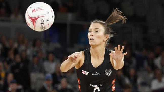 KELSIE RAINBOW - MAGPIES NETBALL 2019