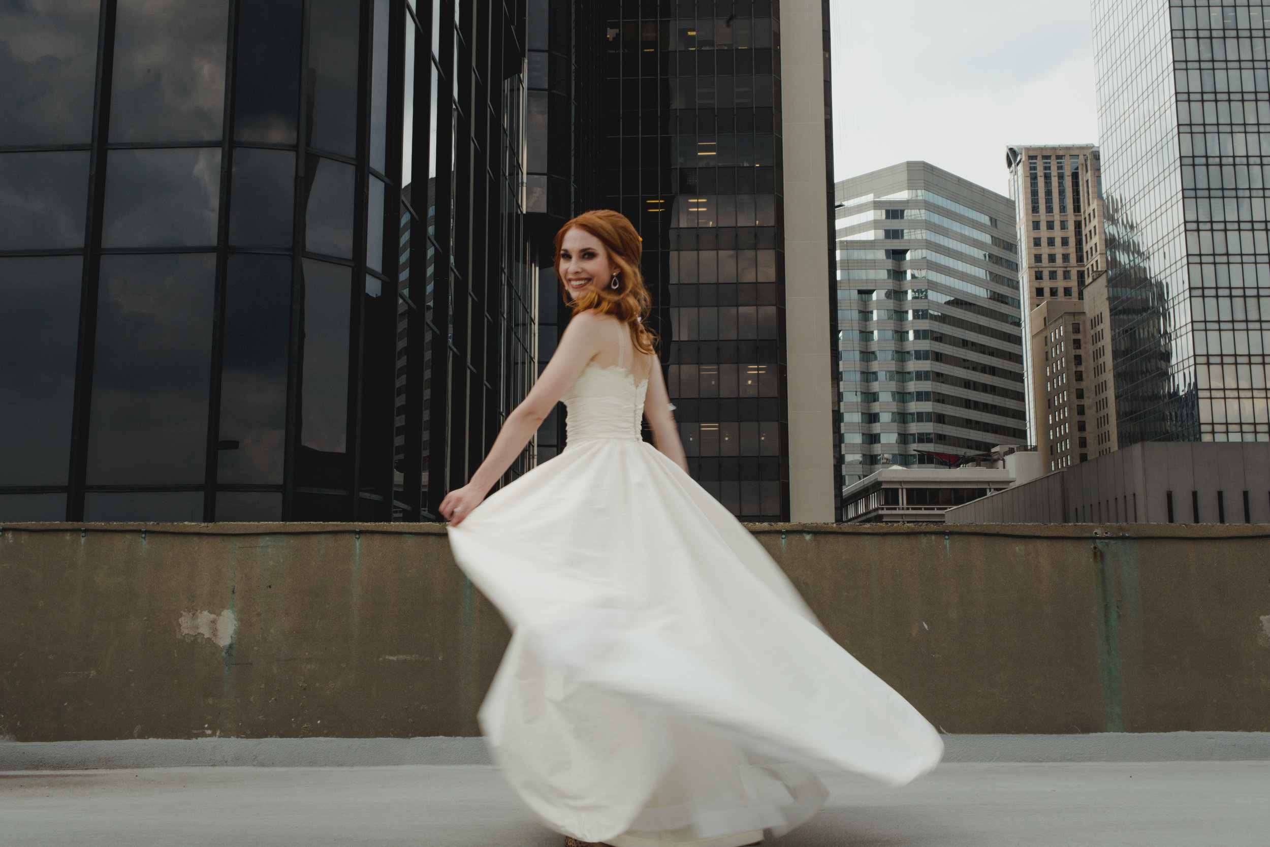 uptown charlotte bridal session, uptown charlotte engagement photos, charlotte photographer