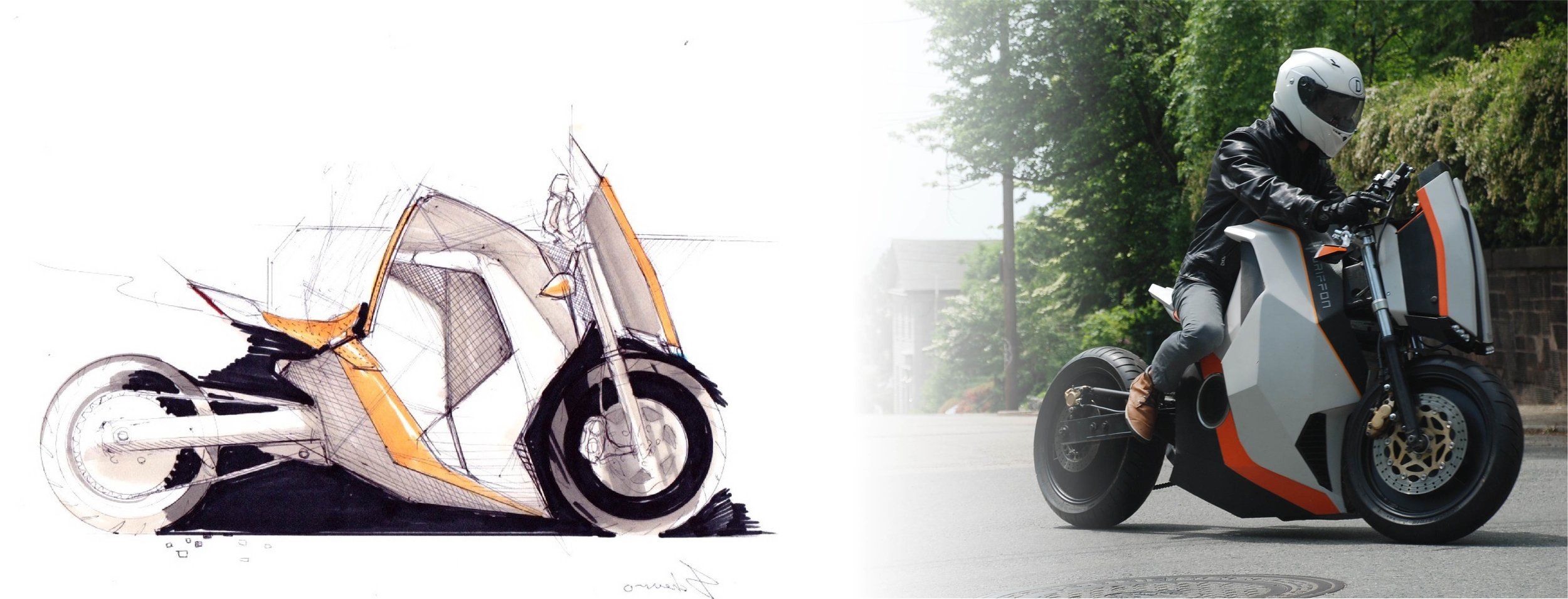 MOTORCYCLE - Concept to Reality