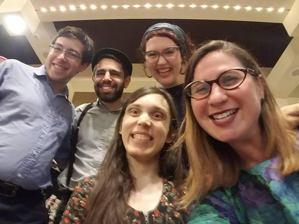 Celebrating Rabbi Ariana's ordination on June 10!