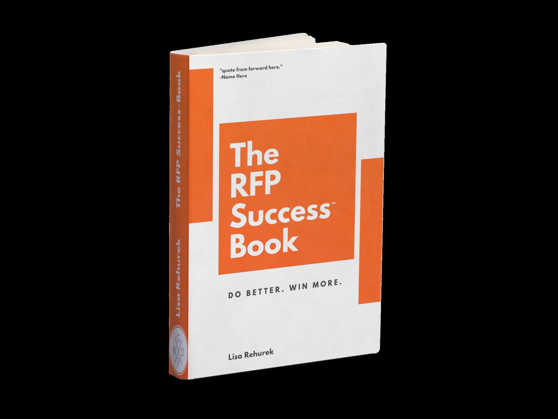 The RFP Success™ Book
