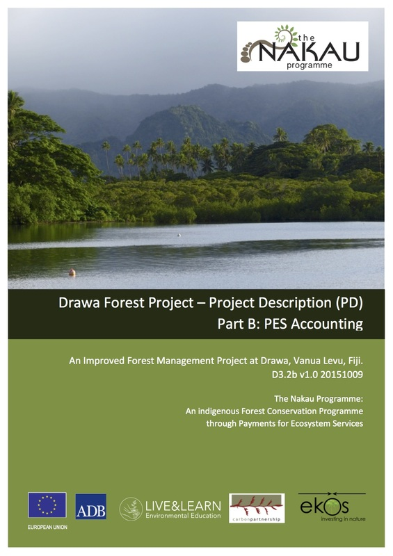 This document is the Project Description (Part B) for the Drawa Project. This involves the application of the Technical Specifications Module to the project site - quantifying the climate benefits to be delivered by the project once implemented. The Drawa PD (Part B) was validated to the Plan Vivo Standard in 2016.