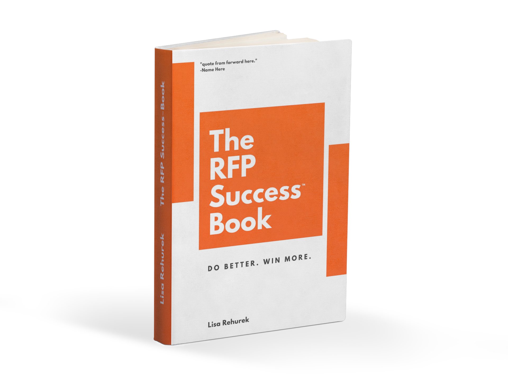 The RFP Success Book