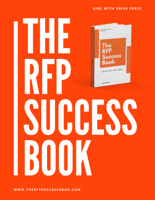 The RFP Success® Book Media One Sheet:    Click To Download