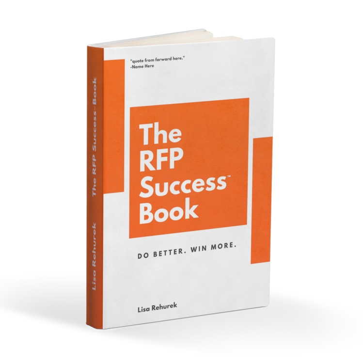 The RFP Success® Book – order Your Copy Today! -