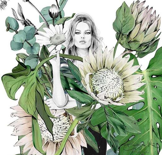 Birdy & Me- Botany Bae
