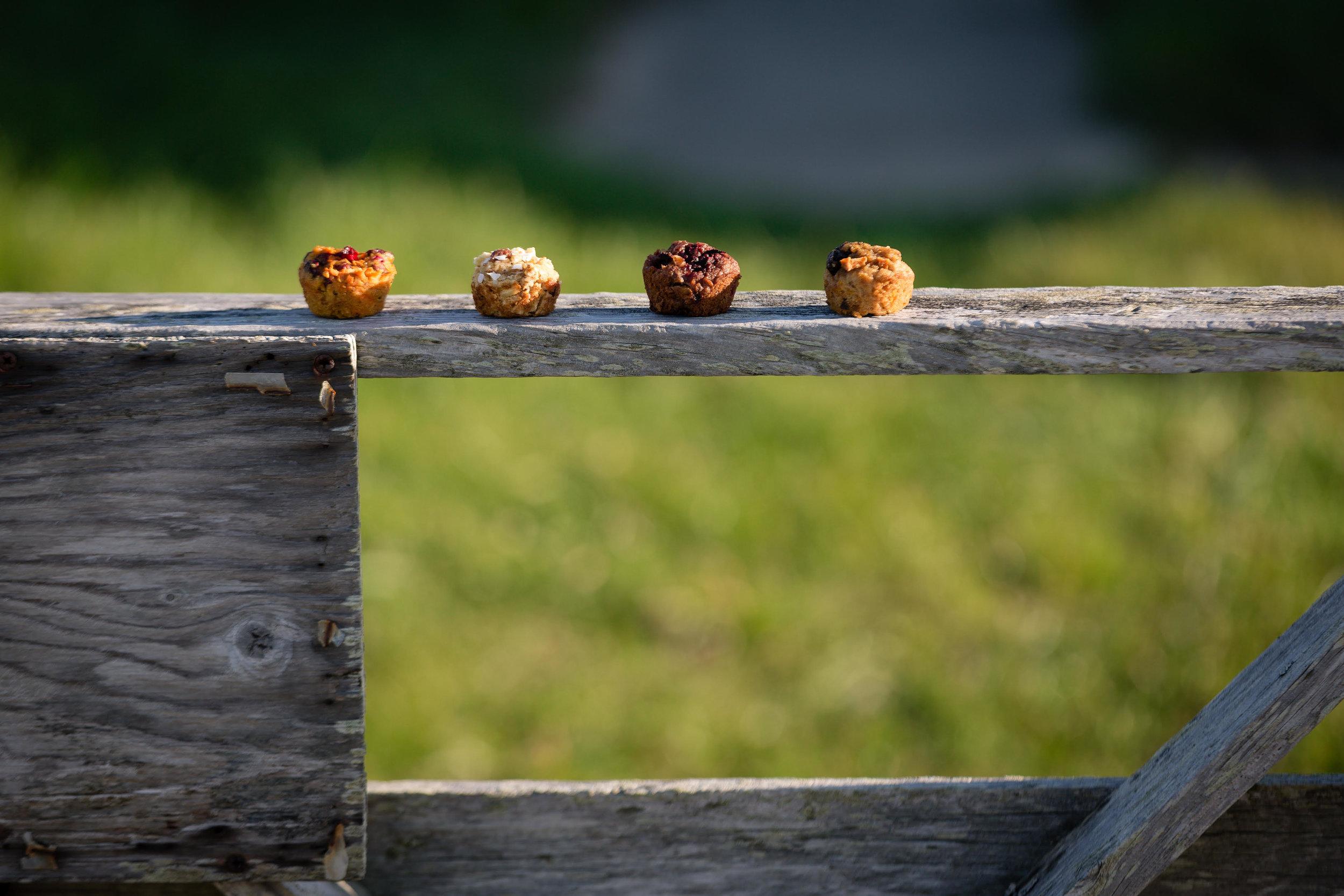 Cape Cod Muffins