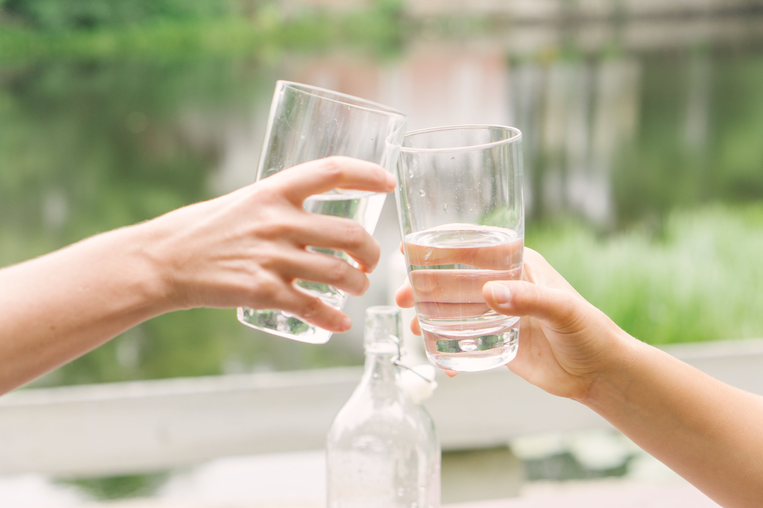 Are you thirsty? What the way you consume water says about your health | Holistically Inspired Blog