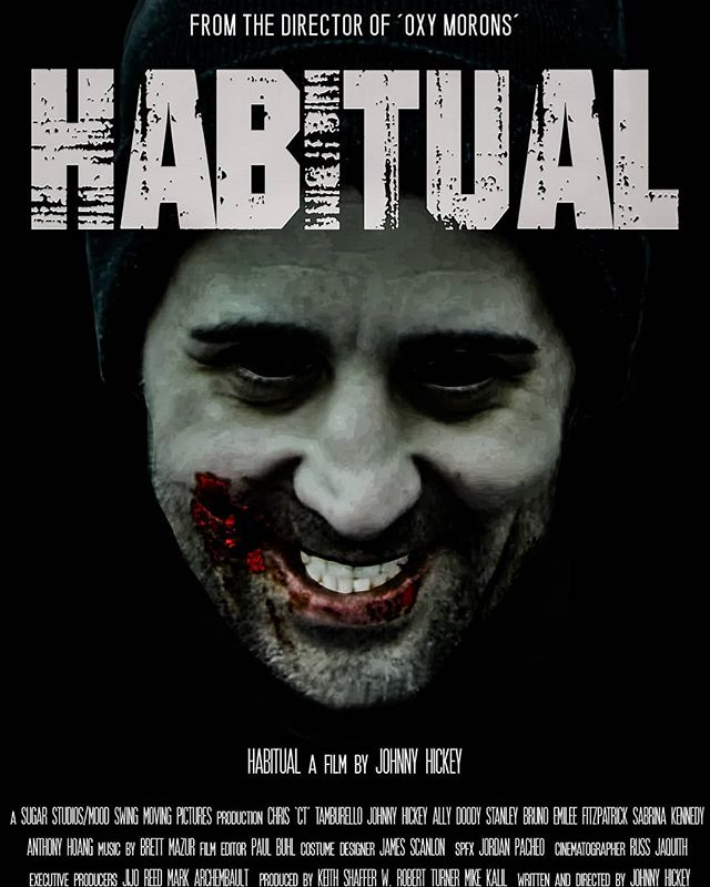 """New episode of the Itty Bitty Podcast!!! This week on the show my guest is Keith Shaffer. Not only are we old friends, but he is also a producer/actor/production coordinator on the upcoming horror film """"Habitual"""". We learn more about the film and the process behind it, his life in recovery, and we talk chop it up about horror movies and other spooky things. This is not a podcast about """"Habitual"""" it's the Itty Bitty Podcast and it's anything but! . . Follow us: @IttyBittyPodcast SUBSCRIBE, RATE, AND REVIEW: https://podfollow.com/ittybittypodcast/view#_=_"""