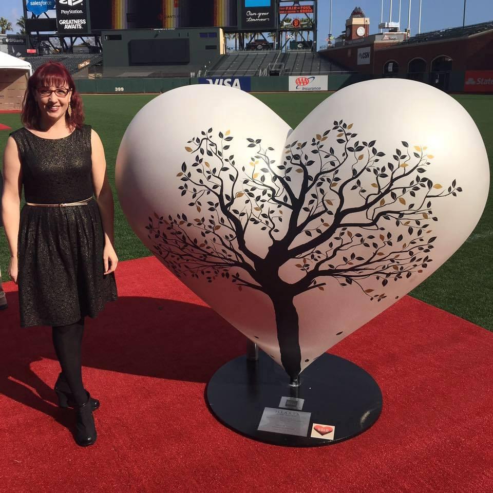 Tree of Life Heart