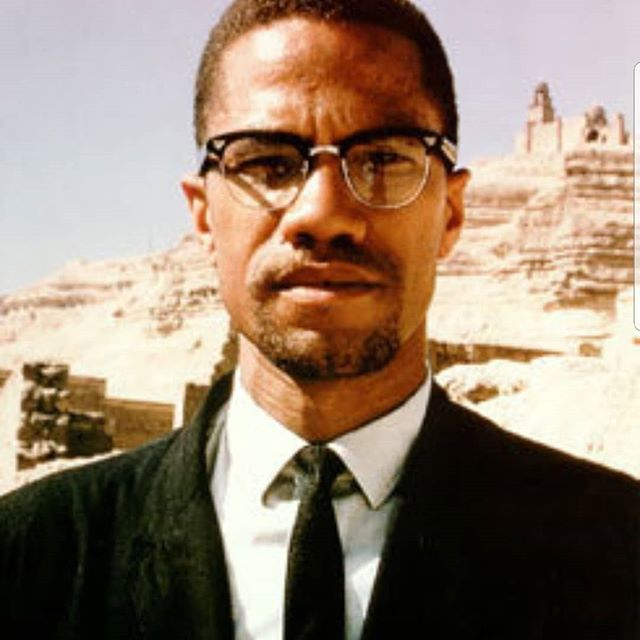 I've pretty much stopped doing the posthumous birthday shout outs but this man's autobiography was one of the first books I got from Dads house. It really changed a lot of things for me at a young age  El Hajj Malik el Shabazz would be 93 years of age today and what a glorious feeling it would be to still have this African American Muslim elder among us this Ramadan.