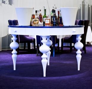 Arras Restaurant by  Colourmark Design