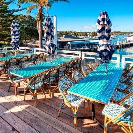 Watsons Bay Hotel by  Alexander + Co