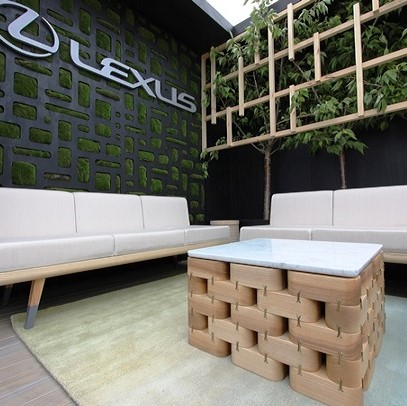 Lexus Coffee Table by  Jamie Durie