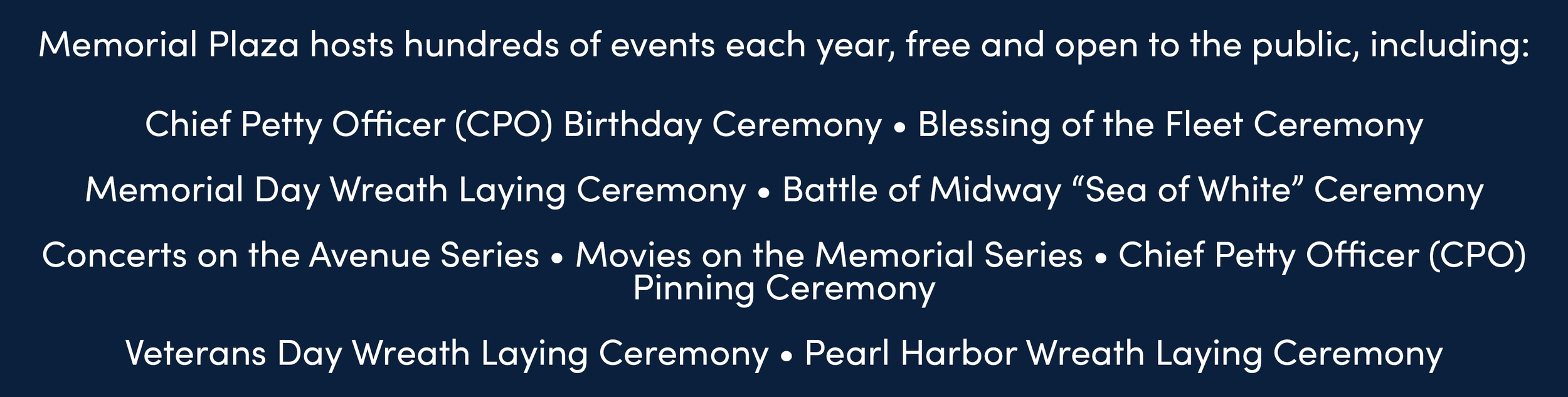 Memorial Plaza Events Navy Box.png