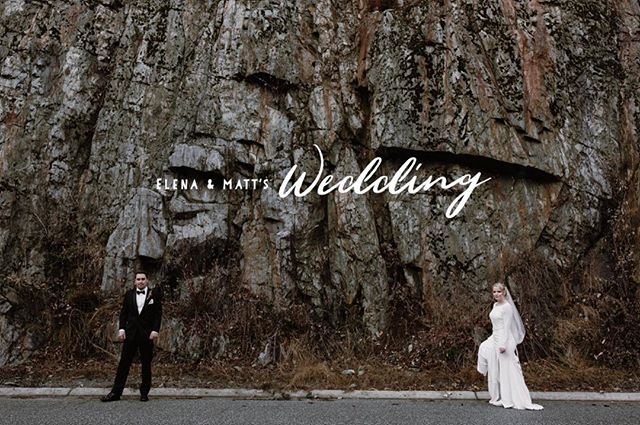 One of our last videos of 2018! Elena & Matt's beautiful Whistler Wedding at the Nita Lake Lodge💍 . . . . #vancouverweddingphotographer #familyphotography #familyvideography #familyphotoshoot #vancouverweddingphotography #photobugcommunity #junebugweddings #winterwedding #babyphotography #vancouverweddingvideography